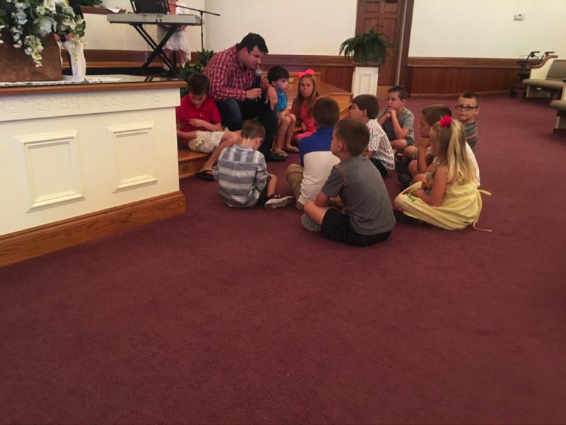 Children miniistry