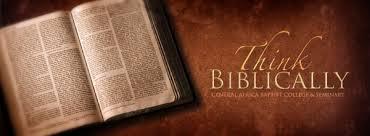 Think biblically 2