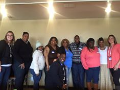 180 Chicago Ministry Team with Mothers of Mentees